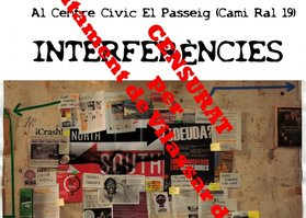 Interferències censurada en Vilassar de Mar